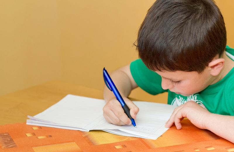 Children should write