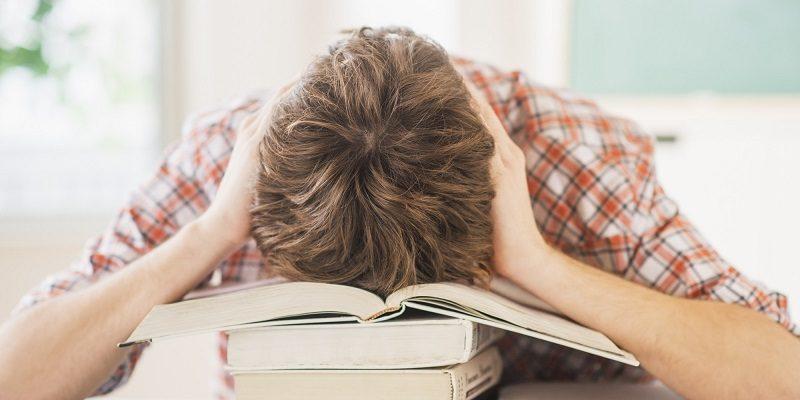 pre-examination anxiety