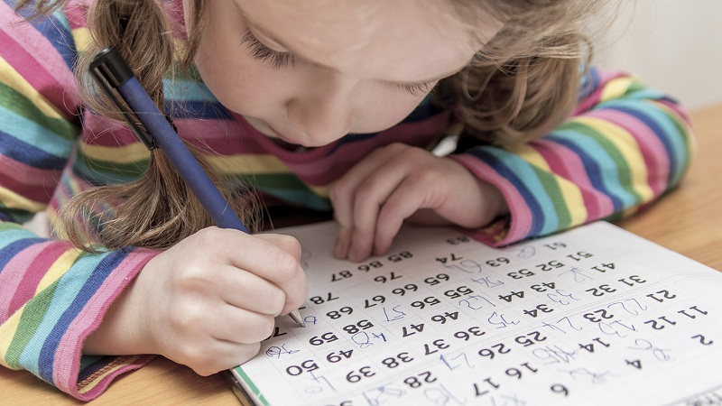 Different ways to introduce children to mathematics at home