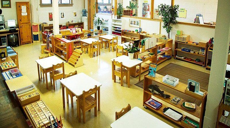 kindergartens Montessori