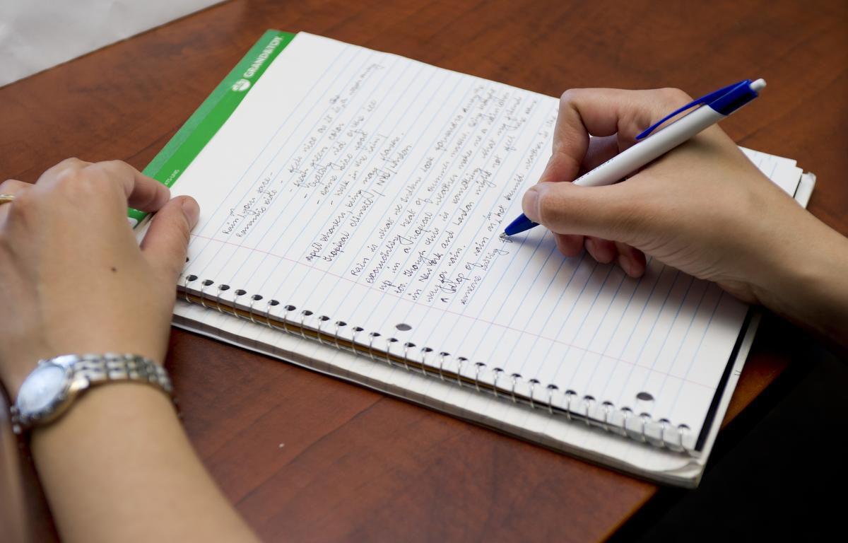 tips to write a summary
