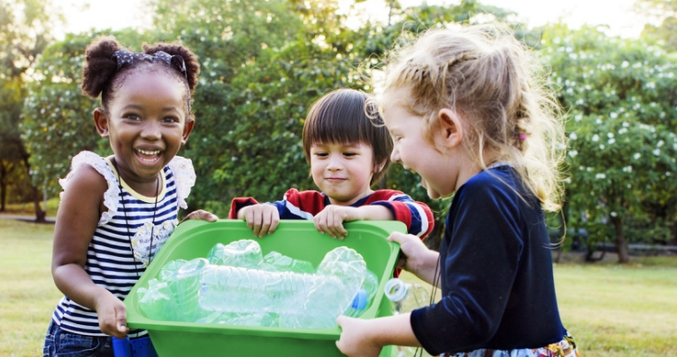 recycling games for kids